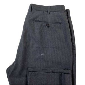 Incotex Slowear Super 130s Wool Dress Pants